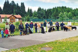 Die Teilnehmer im Jahr 2002